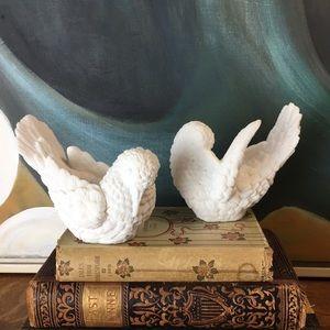 Vintage 1950's - 1960's Love Bird Doves